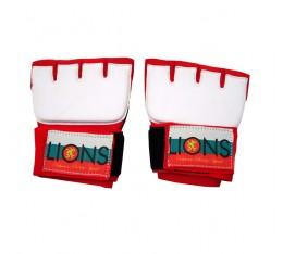 Lions - Неопренови вътрешни ръкавици / бинт с гел