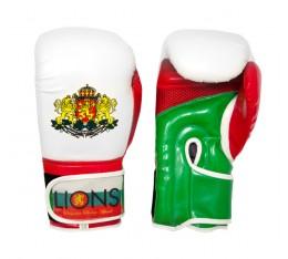 Lions - Боксови ръкавици Карбон Боксови ръкавици