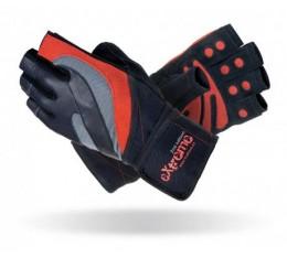 Mad Max - Фитнес ръкавици с накитник - eXtreme / MFG-568 Фитнес аксесоари, Мъжки ръкавици за фитнес
