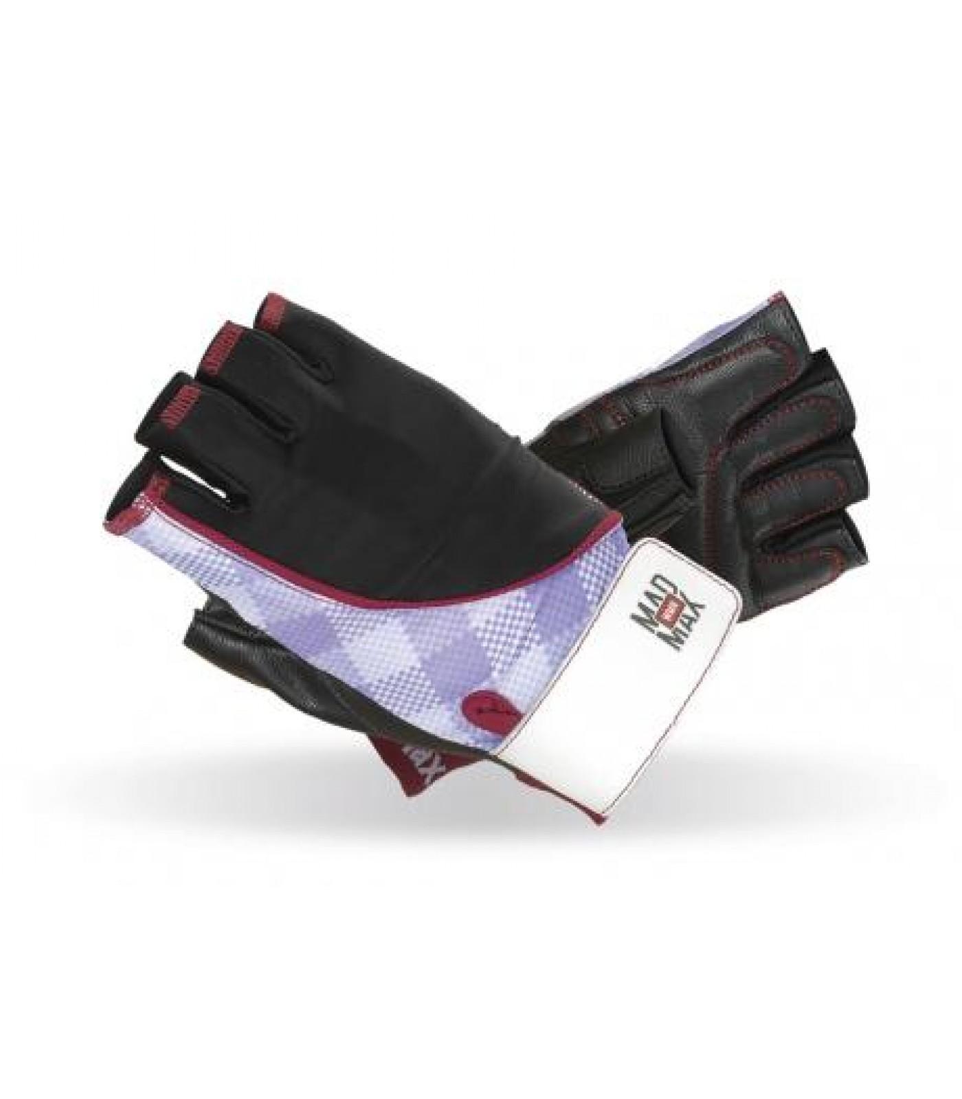 Mad Max - Дамски фитнес ръкавици - Nine-eleven Pepito / MFG-911