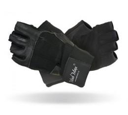 Mad Max - Фитнес ръкавици с накитник - Professional / MFG-269 Фитнес аксесоари, Мъжки ръкавици за фитнес