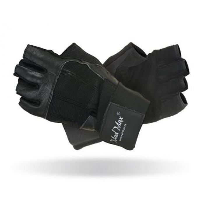 Mad Max - Фитнес ръкавици с накитник - Professional / MFG-269