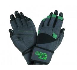 Mad Max - Фитнес ръкавици с накитник - Wild / MFG-860 Фитнес аксесоари, Мъжки ръкавици за фитнес