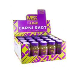 MEX - Carni-Shot 3.5k / 20 amp. x 3.500mg. Хранителни добавки, Отслабване, Л-Карнитин