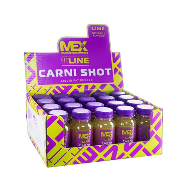 MEX - Carni-Shot 3.5k / 20 amp. x 3.500mg.