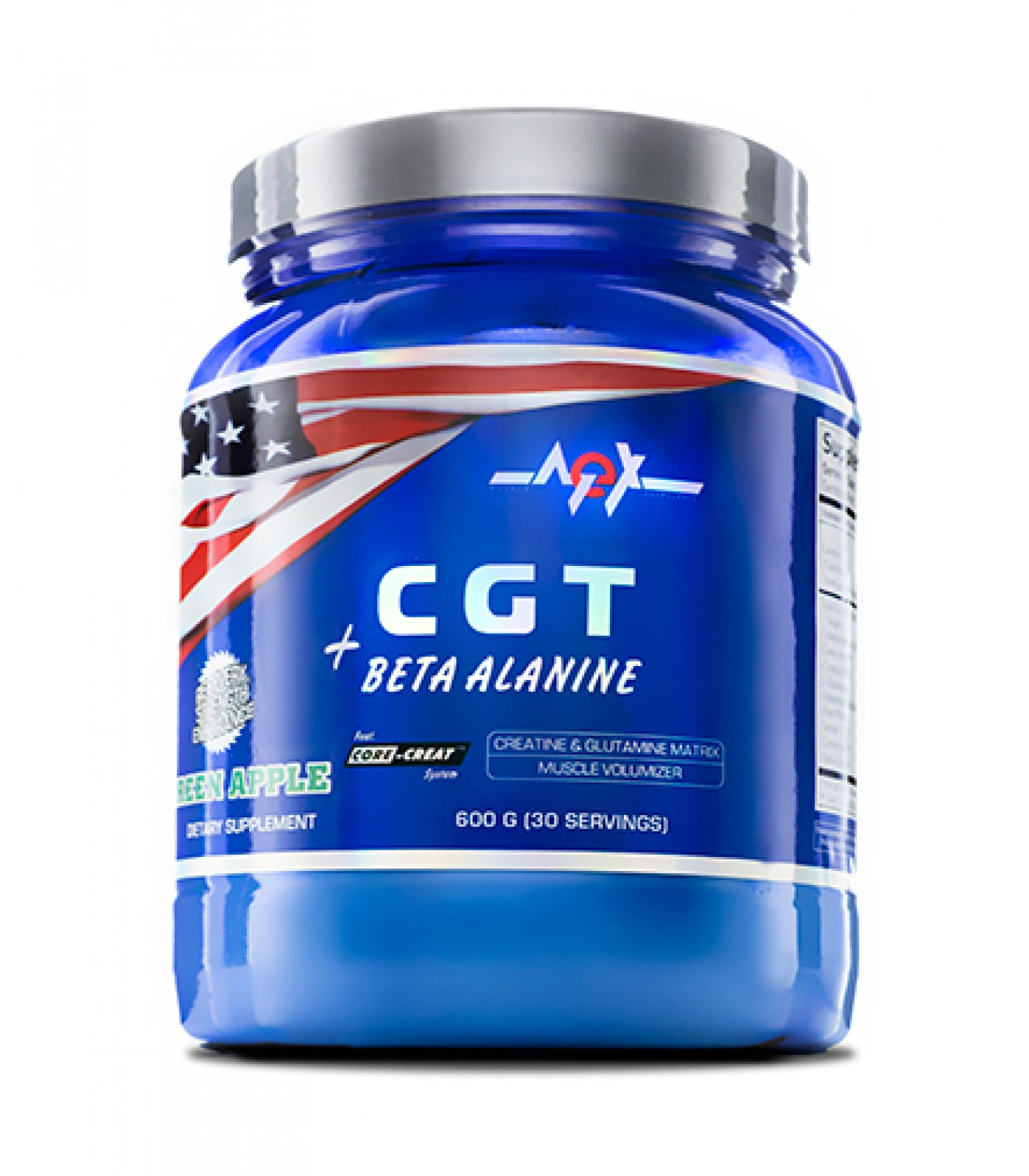 MEX - CGT + Beta Alanine / 600gr.