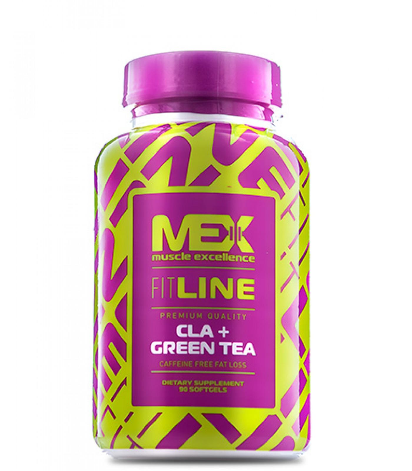 MEX - CLA + Green Tea / 90tabs.