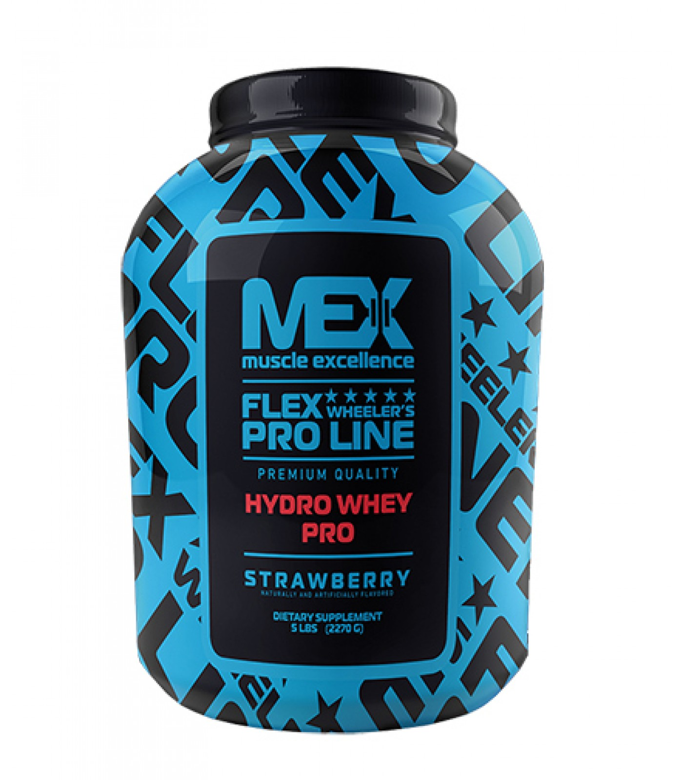Mex - Flex Wheeler's Pro Line Hydro Whey / 5lb.