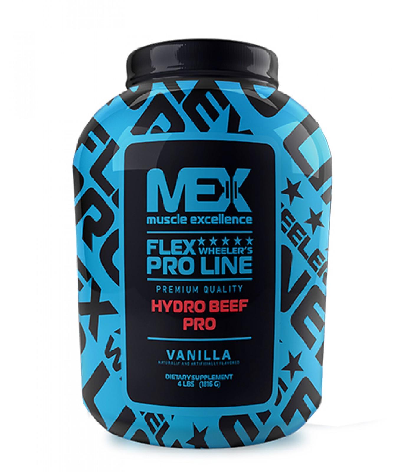 MEX - Flex Wheeler's 100% Beef Hydro Pro / 4lb.