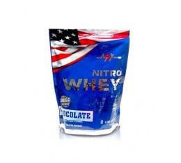 MEX - Nitro Whey / 2lbs. Хранителни добавки, Протеини, Суроватъчен протеин, Presents, 450