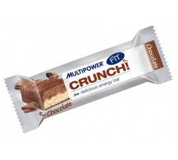 Multipower - Crunch / 24 x 36gr Хранителни добавки, Протеини, Протеинови барове и храни