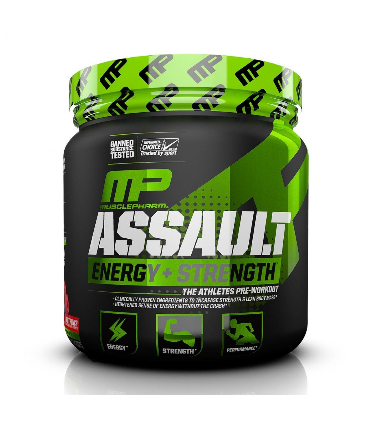Muscle Pharm - Assault Sport / 30 serv.