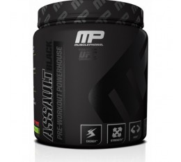 Muscle Pharm - Assault Black Label / 30serv.​