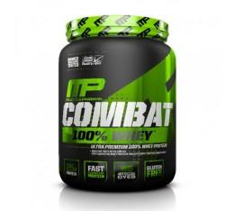 Muscle Pharm - Combat 100% Whey / 2lbs. Хранителни добавки, Протеини, Суроватъчен протеин, Хранителни добавки на промоция