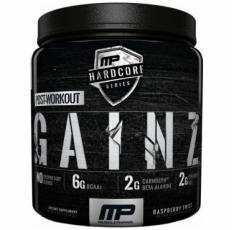 Muscle Pharm Hardcore Line - Gainz / 30 serv. Хранителни добавки, Аминокиселини, Комплексни аминокиселини, Черен Петък