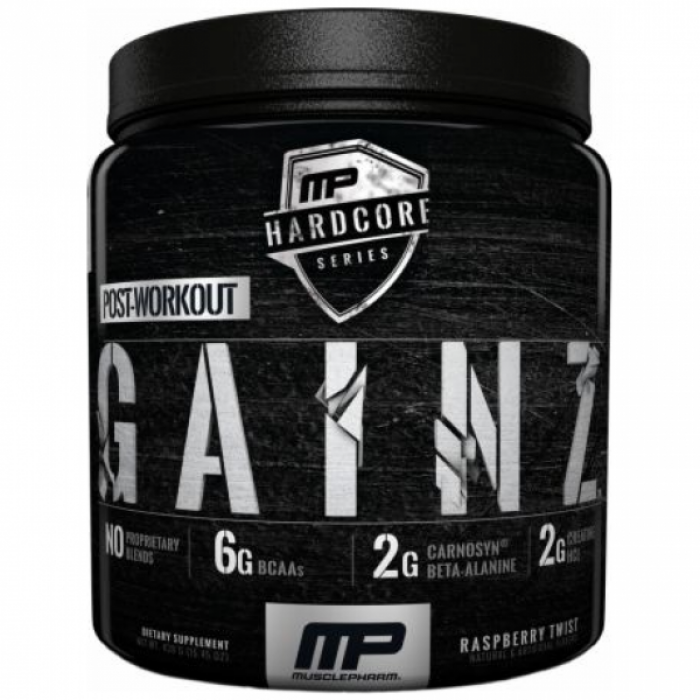 Muscle Pharm Hardcore Line - Gainz / 30 serv.​