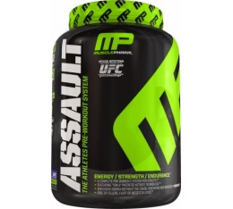 Muscle Pharm - Assault XT / 435 gr.