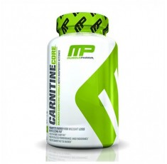 Muscle Pharm - Carnitine Core / 60 tabs.