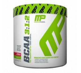Muscle Pharm - BCAA 3:1:2 / 215 gr. Хранителни добавки, Аминокиселини, Разклонена верига (BCAA)