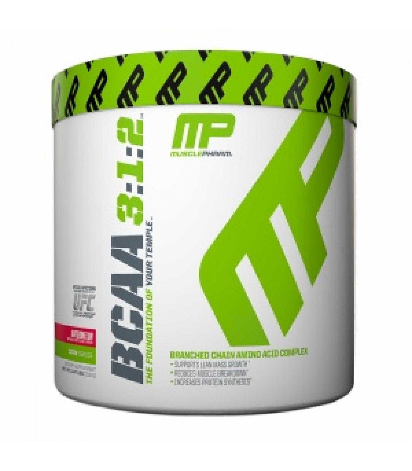 Muscle Pharm - BCAA 3:1:2 / 215 gr.