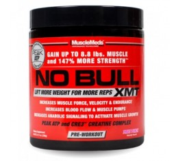 MuscleMeds - NO Bull / 240 gr. Хранителни добавки, Азотни/напомпващи