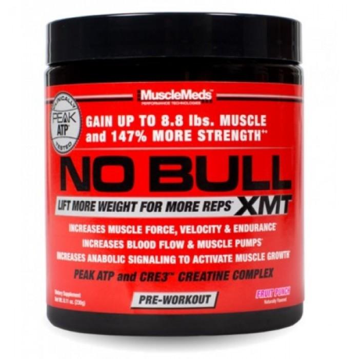 MuscleMeds - NO Bull / 240 gr.