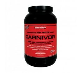 MuscleMeds - Carnivor / 2 lbs. Хранителни добавки, Протеини, Телешки протеин