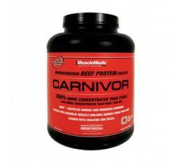MuscleMeds - Carnivor / 4 lbs. Хранителни добавки, Протеини, Телешки протеин, Хранителни добавки на промоция