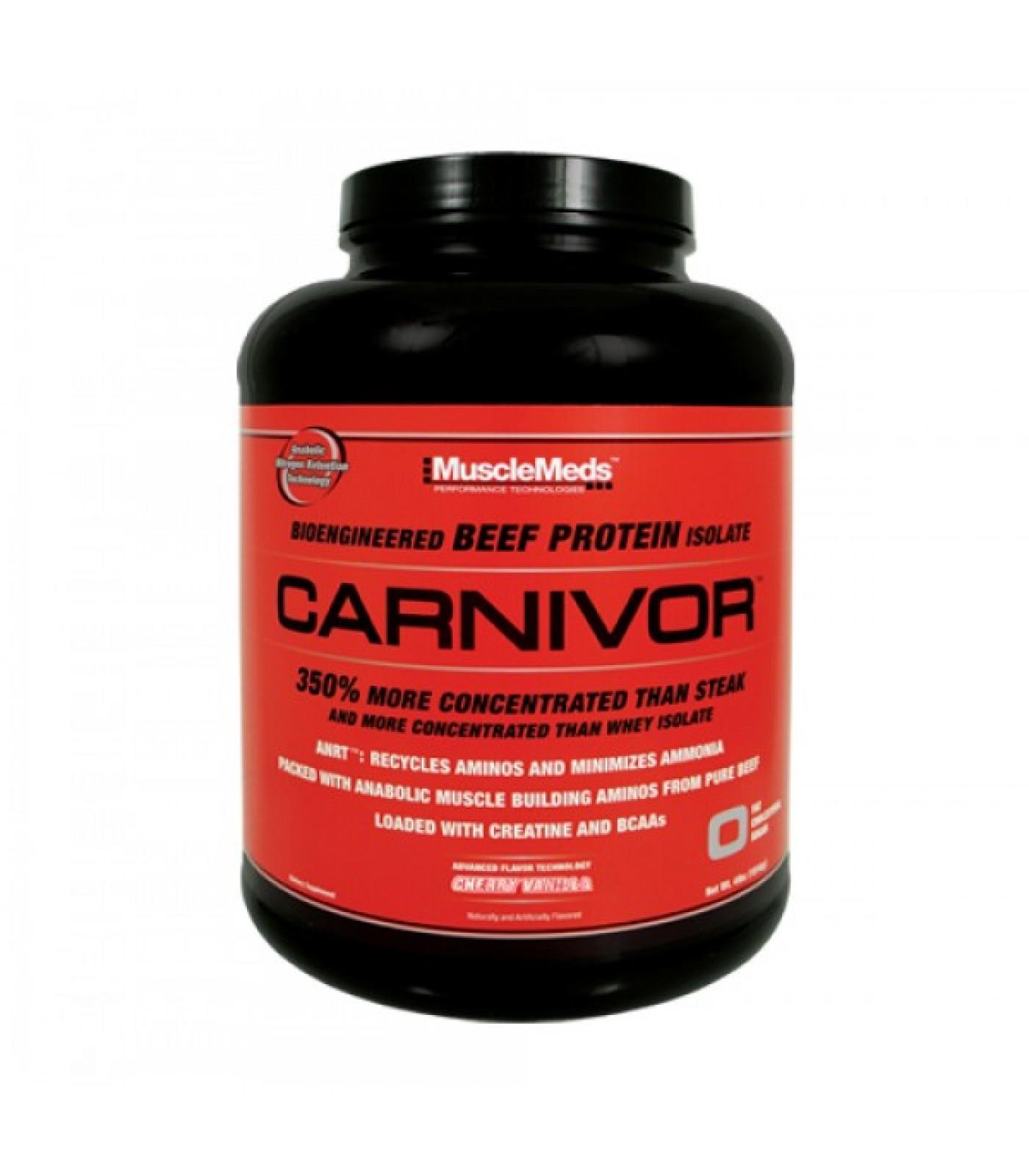 MuscleMeds - Carnivor / 4 lbs.