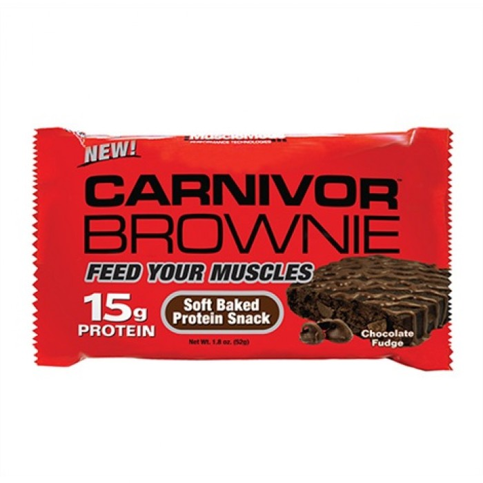 MuscleMeds - Carnivor Brownie / 52 gr.​