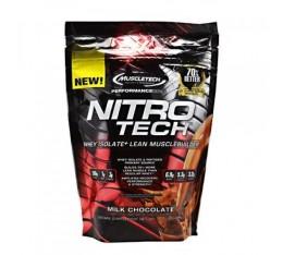 MuscleTech - Nitro-Tech Performance / 1 lb Хранителни добавки, Протеини, Суроватъчен протеин