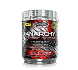 MuscleTech - Anarchy / 30serv. Хранителни добавки, Азотни/напомпващи