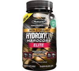 MuscleTech - Hydroxycut Hardcore Elite Stim Free / 110 caps. Хранителни добавки, Отслабване, Фет-Бърнари, Хранителни добавки на промоция