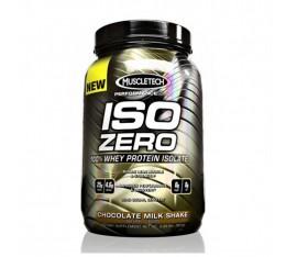 MuscleTech - Iso Zero Carb / 2 lbs. Хранителни добавки, Протеини, Суроватъчен протеин