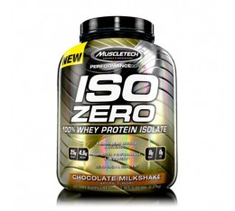 MuscleTech - Iso Zero Carb / 5 lbs. Хранителни добавки, Протеини, Суроватъчен протеин