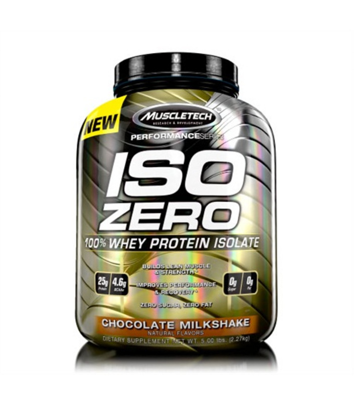 MuscleTech - Iso Zero / 5 lbs.