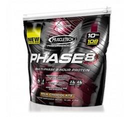 MuscleTech - Phase 8 / 10 lbs. Хранителни добавки, Протеини, Протеинови матрици