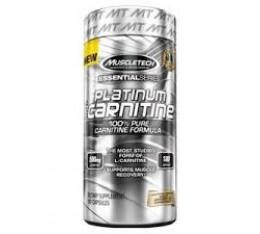 MuscleTech - Platinum 100% Carnitine / 180 caps. Хранителни добавки, Отслабване, Л-Карнитин