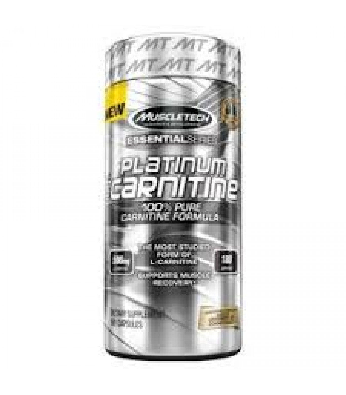MuscleTech - Platinum 100% Carnitine / 180 caps.