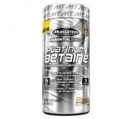 MuscleTech - Platinum 100% Betaine / 168 caps.