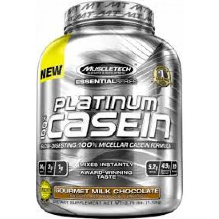 MuscleTech - Platinum 100% Casein / 824 gr.