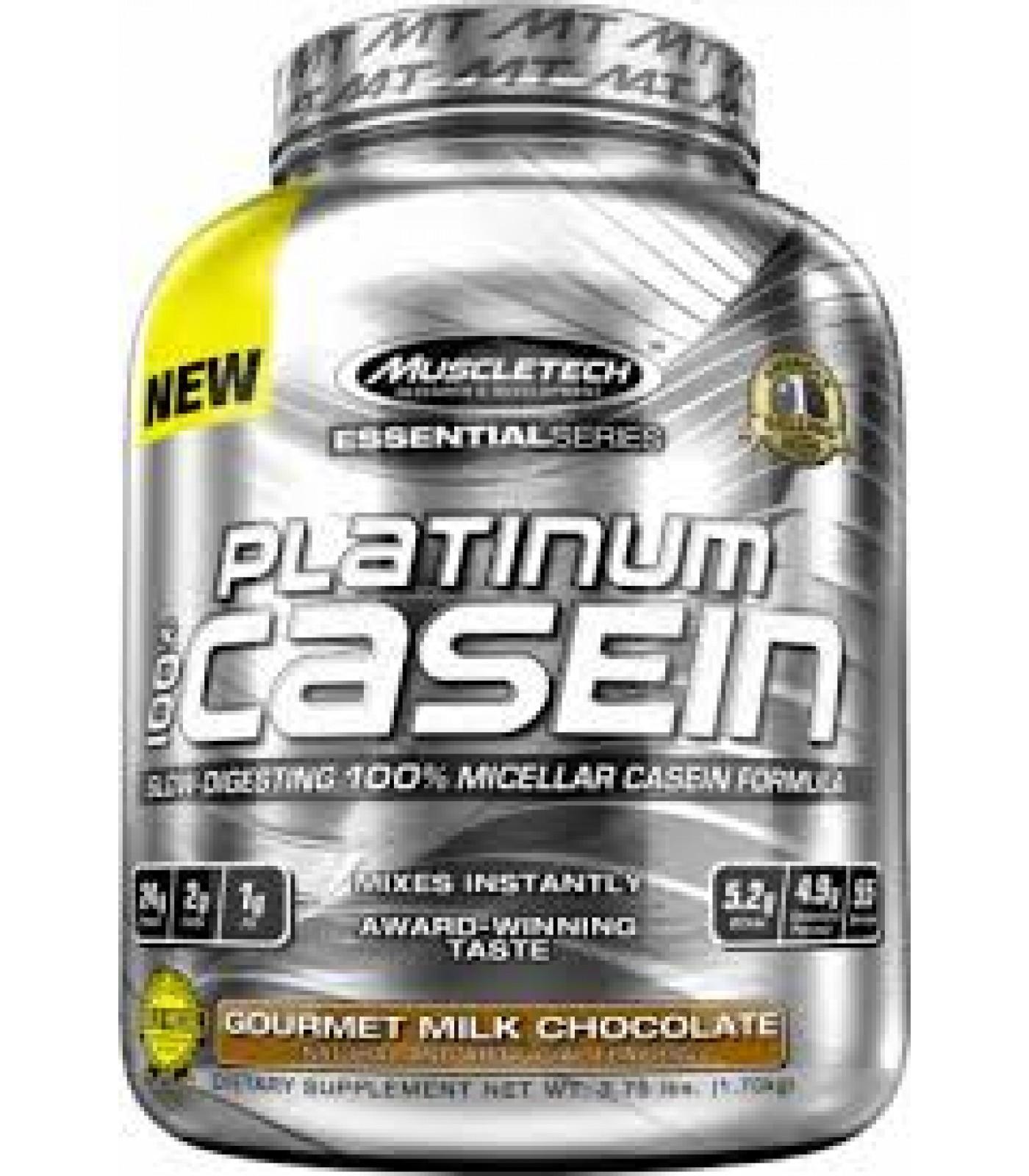 MuscleTech - Platinum 100% Casein / 1700 gr.