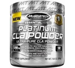 MuscleTech - Platinum Ultra-Pure CLA Powder / 200 gr. Хранителни добавки, Отслабване, CLA