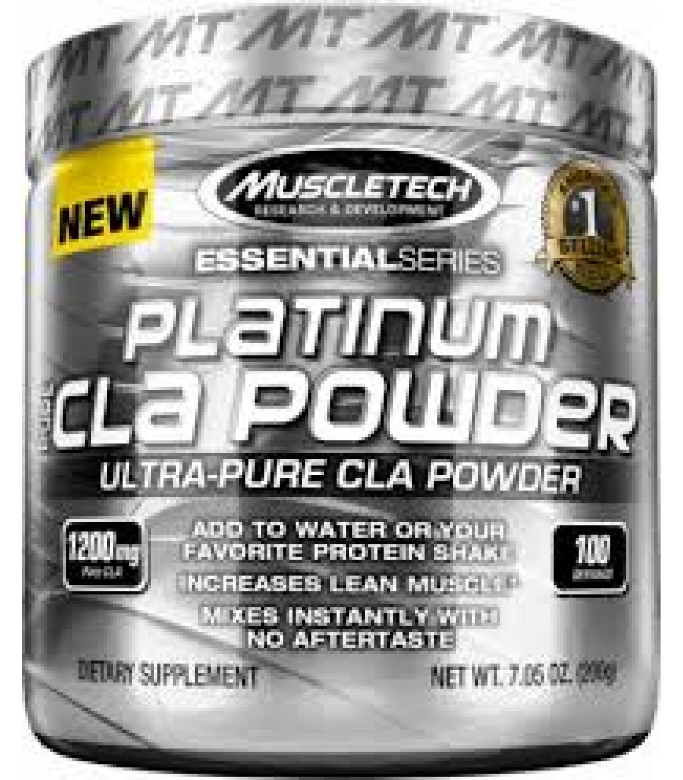 MuscleTech - Platinum Ultra-Pure CLA Powder / 200 gr.