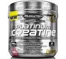 MuscleTech - Platinum 100% Creatine / 400 gr. Хранителни добавки, Креатинови продукти