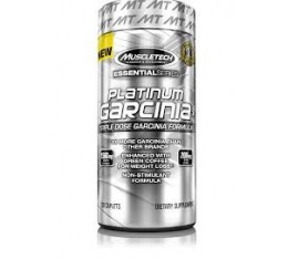 MuscleTech - Platinum Garcinia Plus / 120 caps. На билкова основа