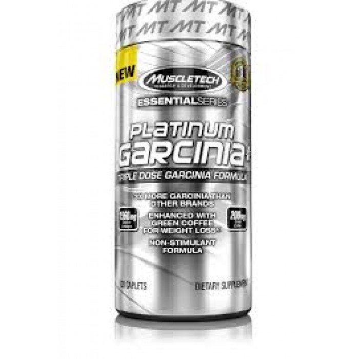 MuscleTech - Platinum Garcinia Plus / 120 caps.