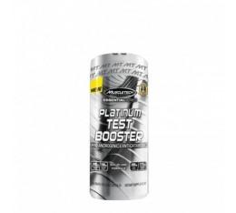 MuscleTech - Platinum Test Booster / 60 caps. Хранителни добавки, Стимулатори за мъже, Хранителни добавки на промоция