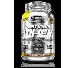 MuscleTech - Platinum 100% Whey / 910 gr. Хранителни добавки, Протеини, Суроватъчен протеин
