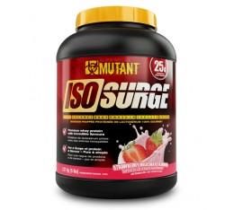 Mutant - Iso Surge / 5lbs. Хранителни добавки, Протеини, Суроватъчен протеин